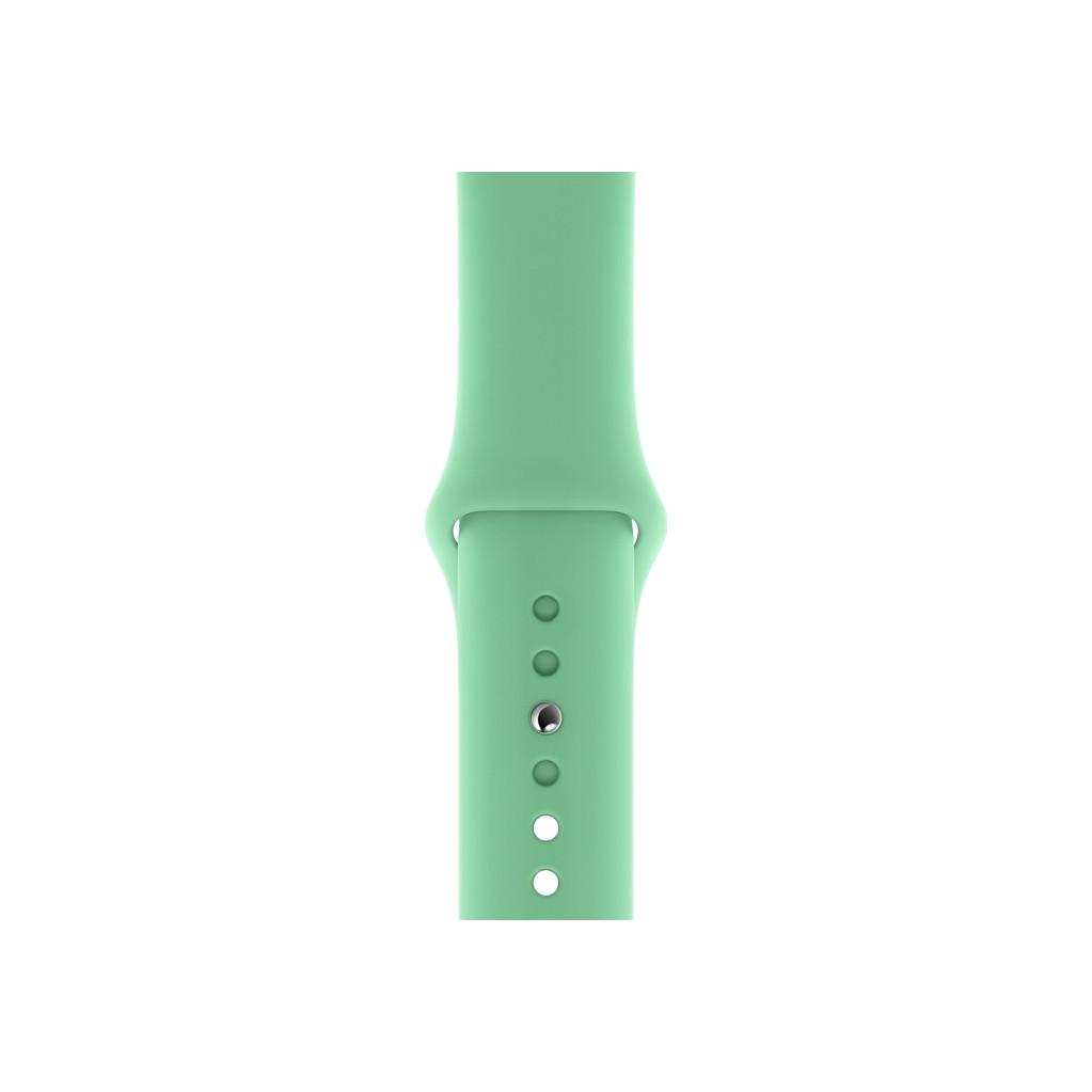 Apple Watch 40mm Siliconen Horlogeband Sport Mint