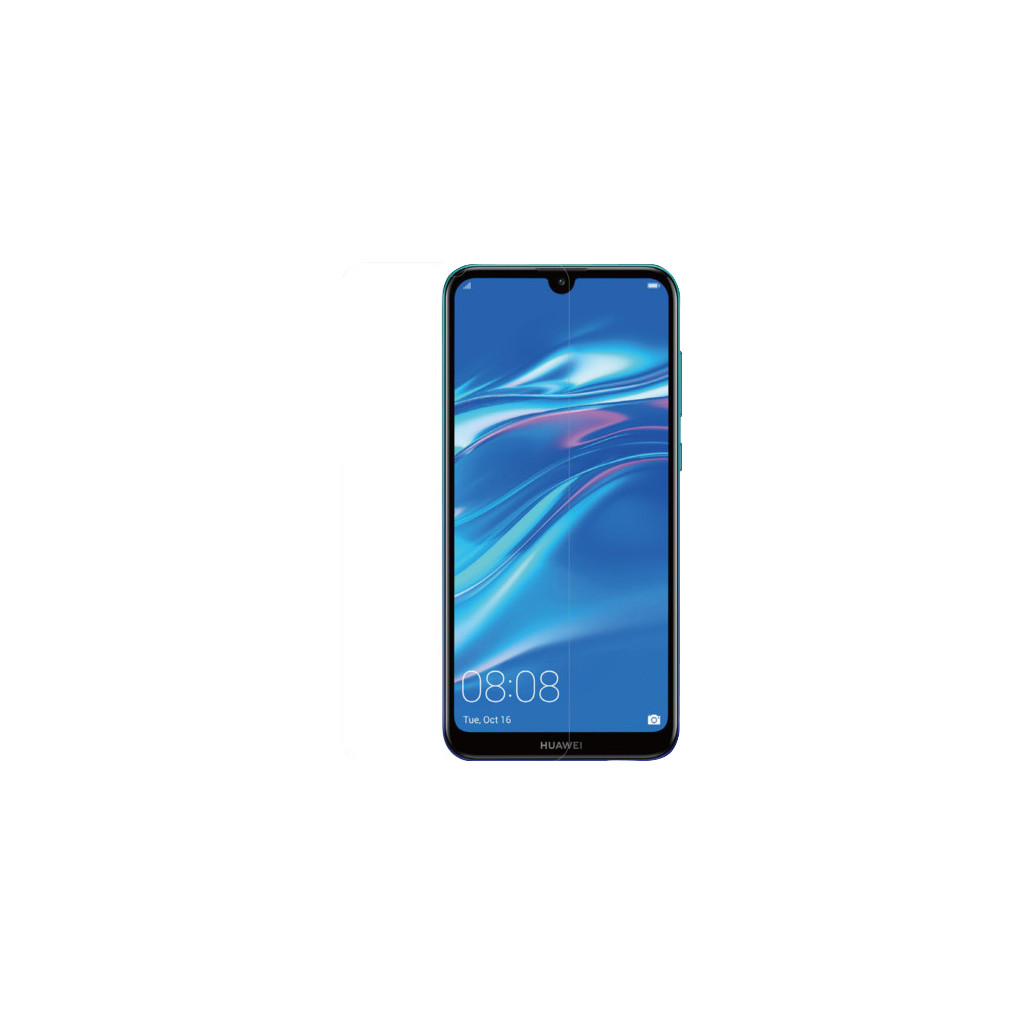 Azuri Gehard Glas Huawei Y7 (2019) Screenprotector Glas