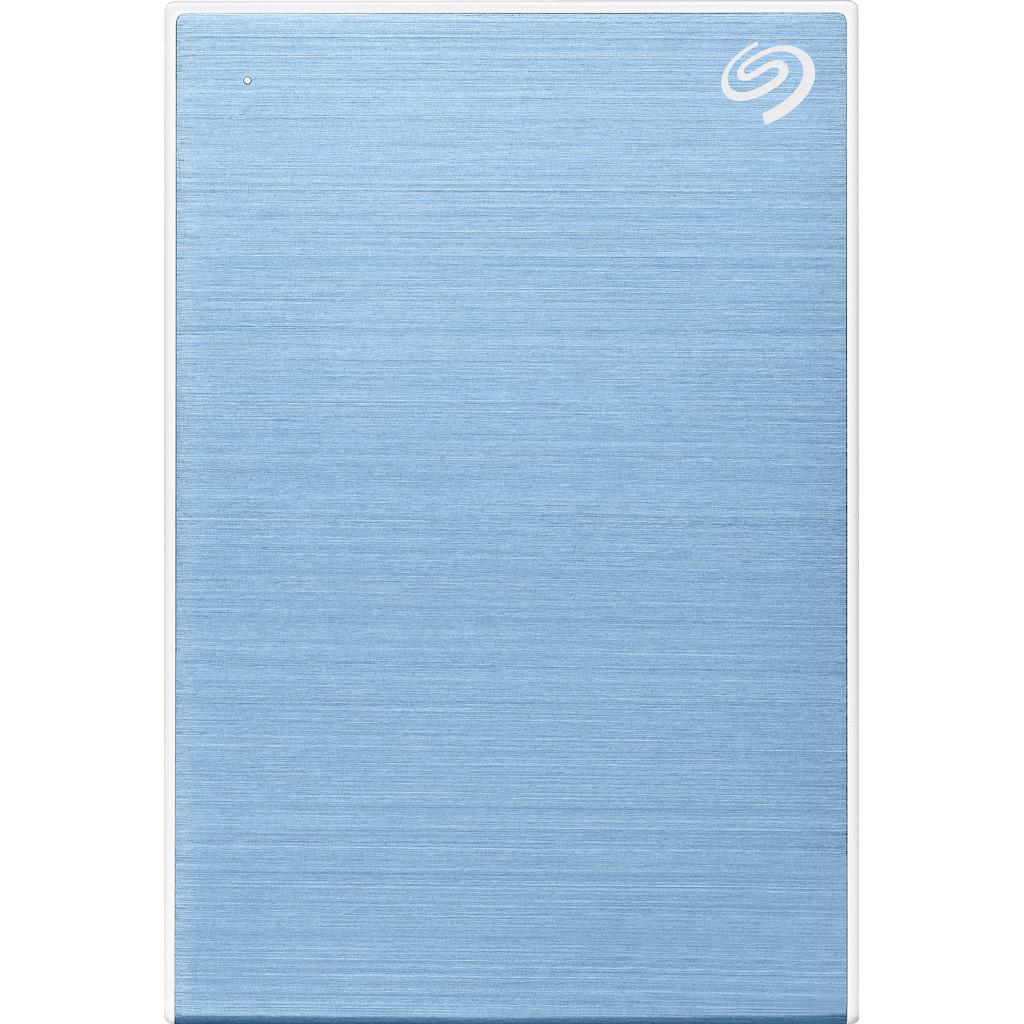 Seagate Backup Plus 5TB Blauw