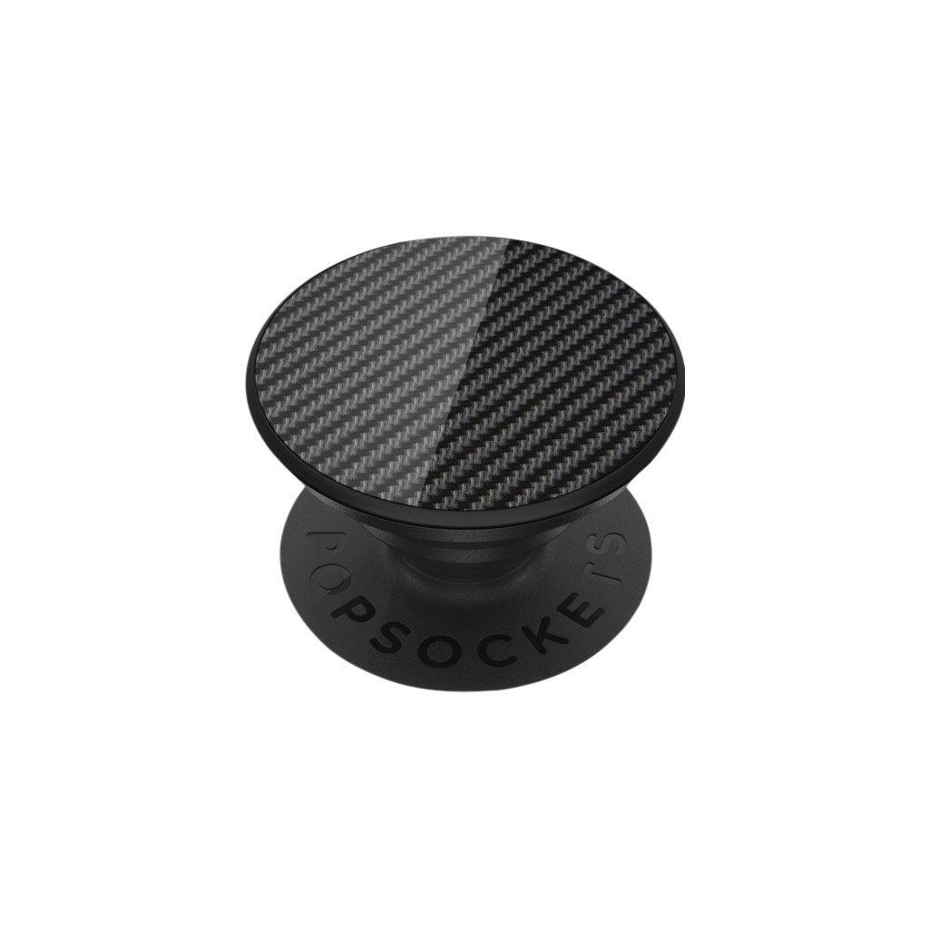 PopSockets Carbon Zwart