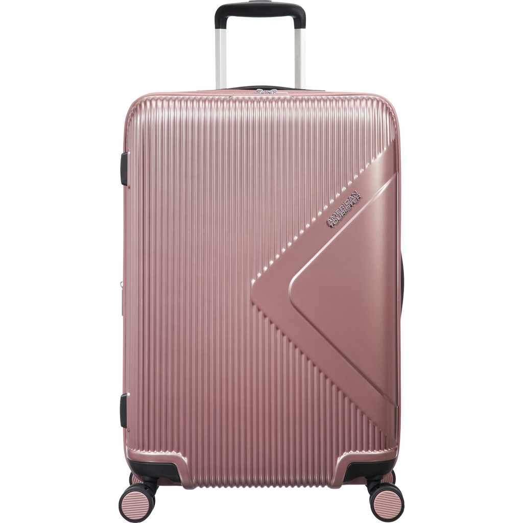 American Tourister Modern Dream Expandable Spinner 69cm Rose Gold