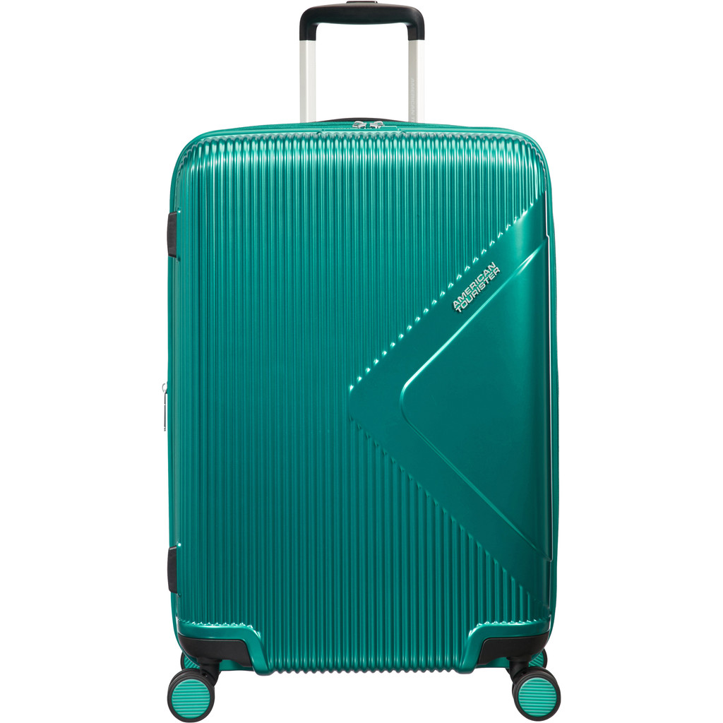 American Tourister Modern Dream Expandable Spinner 69cm Emererald Green