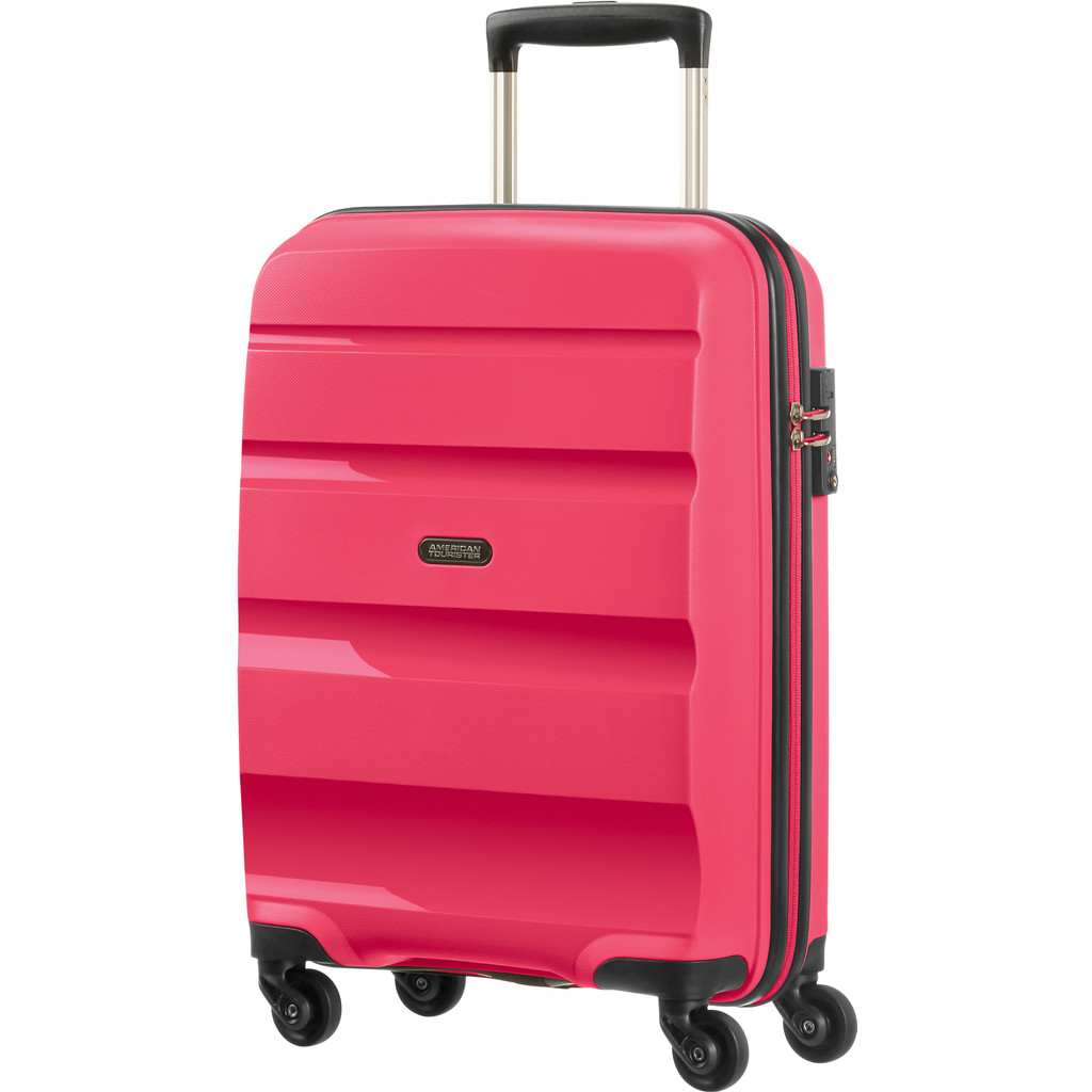 American Tourister Bon Air Spinner 55cm Strict Azalea Pink