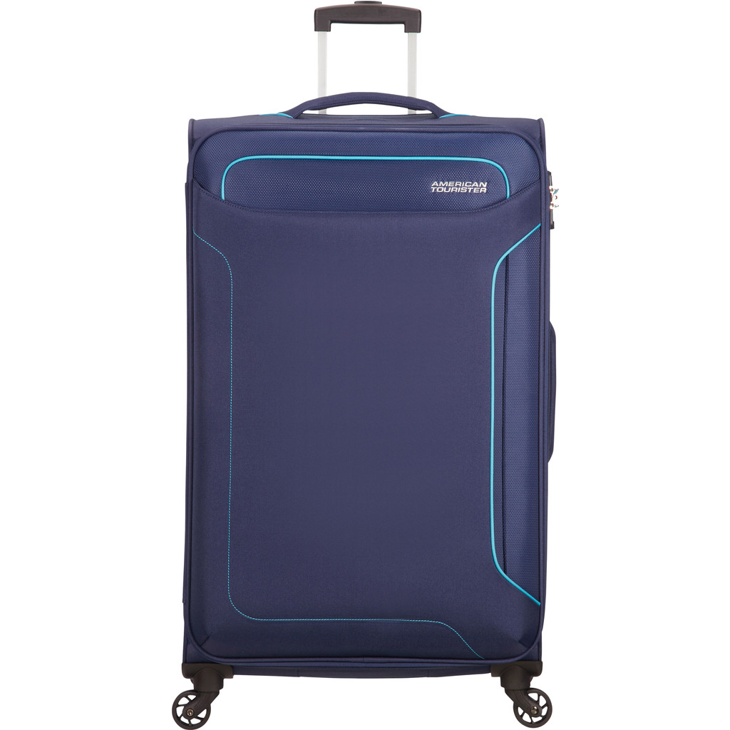 American Tourister Holiday Heat Spinner 79cm Navy