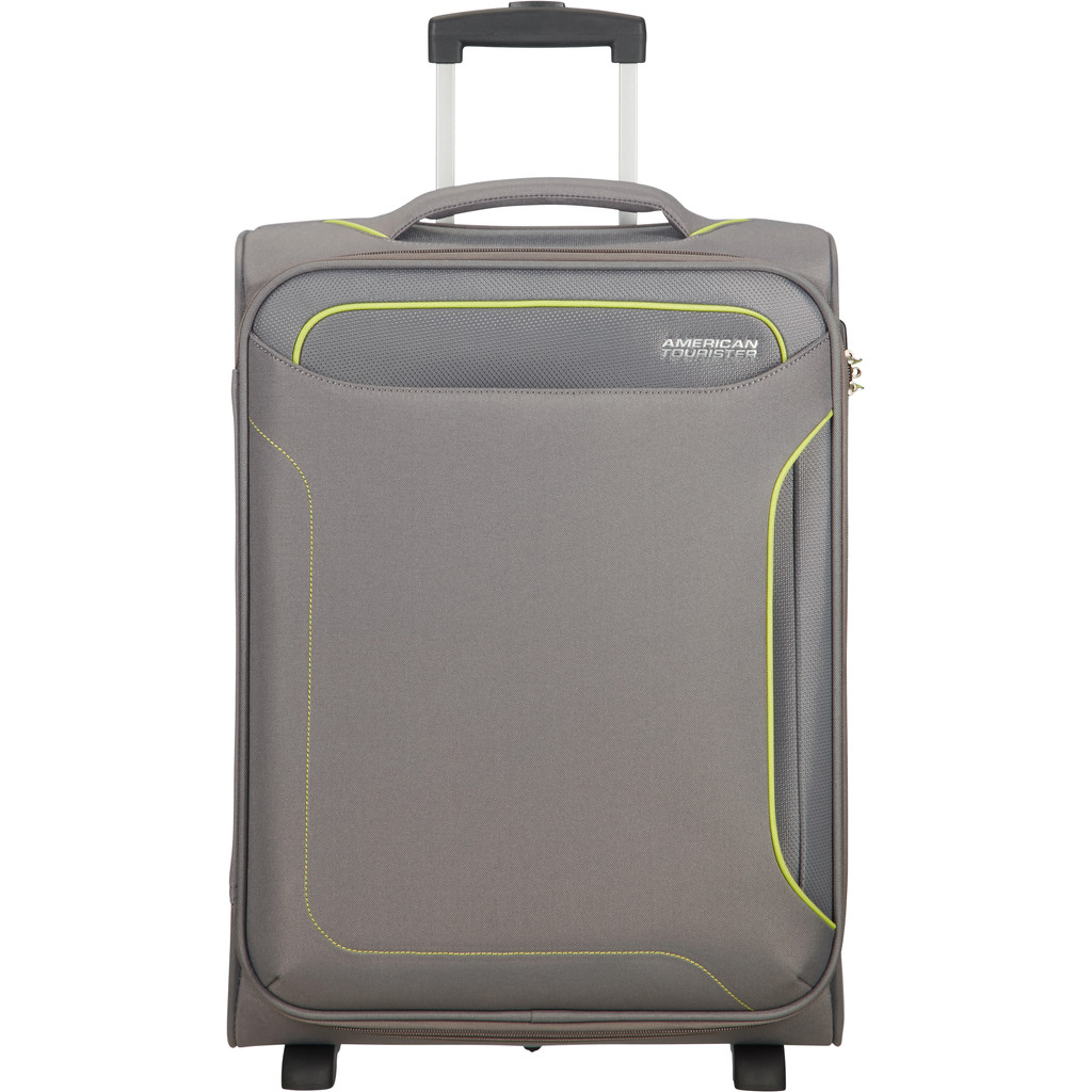 American Tourister Holiday Heat Upright 55cm Metal Grey