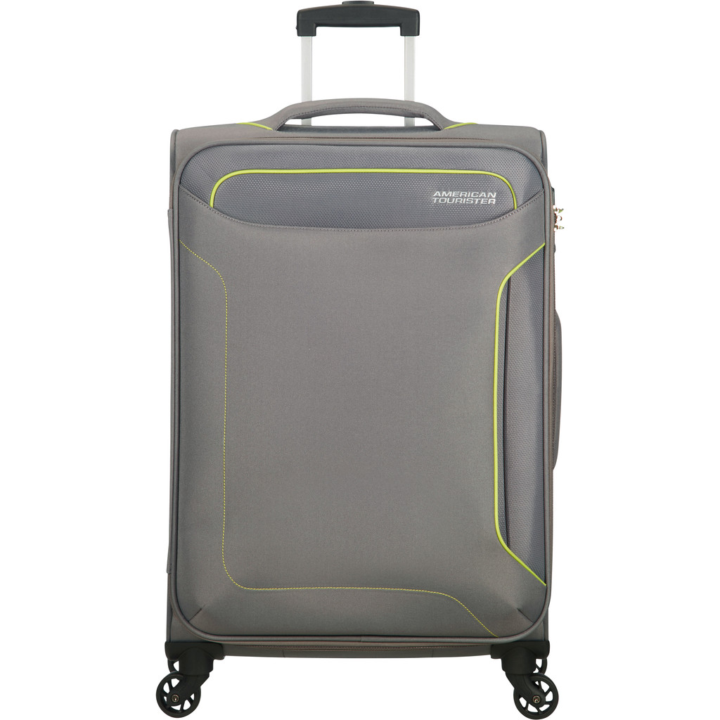 American Tourister Holiday Heat Spinner 67cm Metal Grey