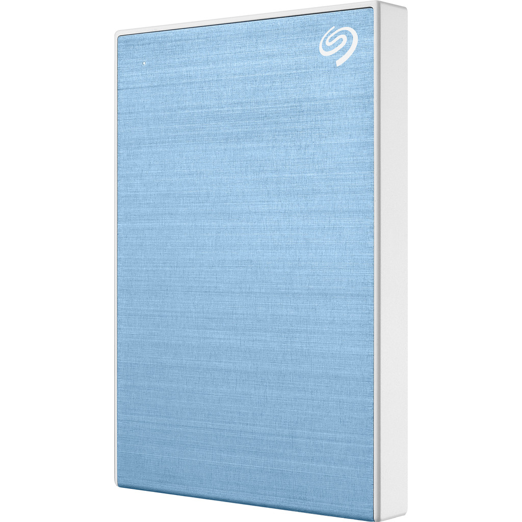 Seagate Backup Plus Slim 2TB Blauw