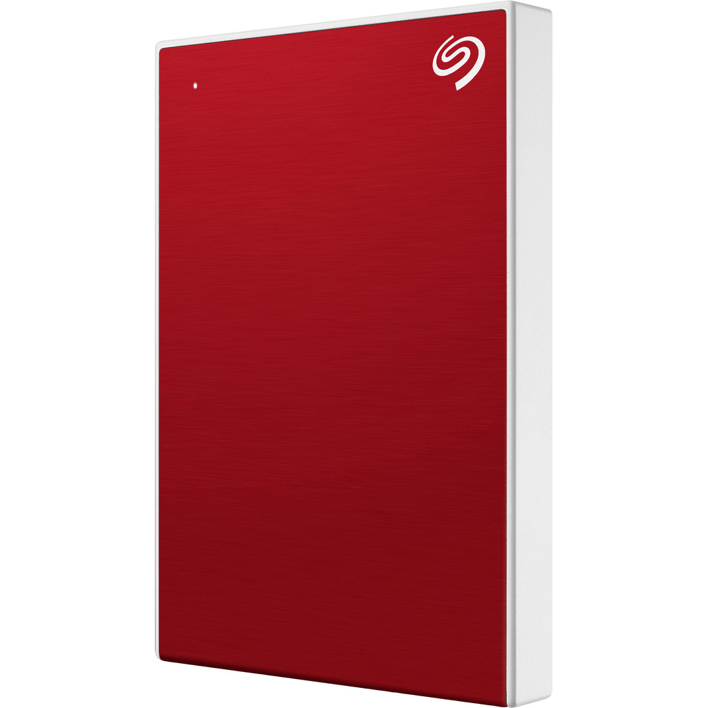 Seagate Backup Plus Slim 2TB Rood