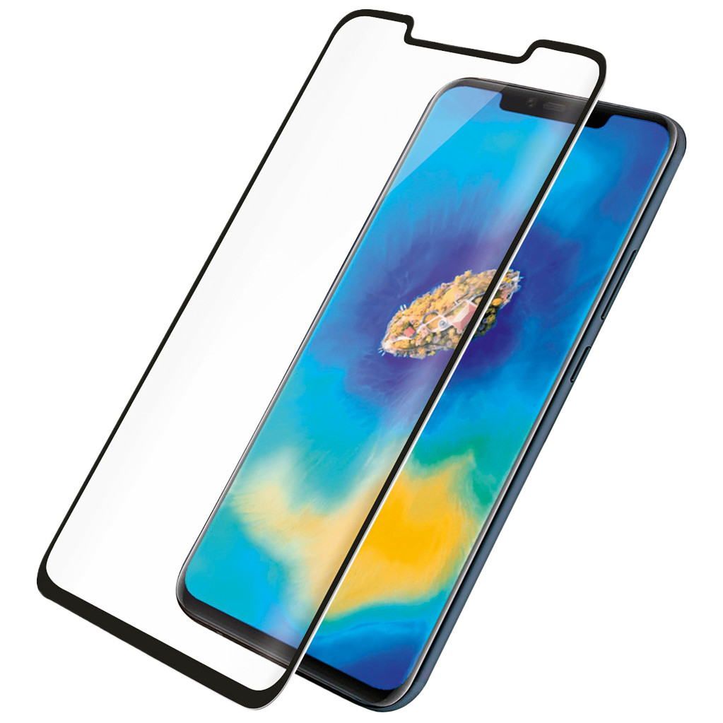 PanzerGlass Case Friendly Huawei Mate 20 Pro Screenprotector Glas