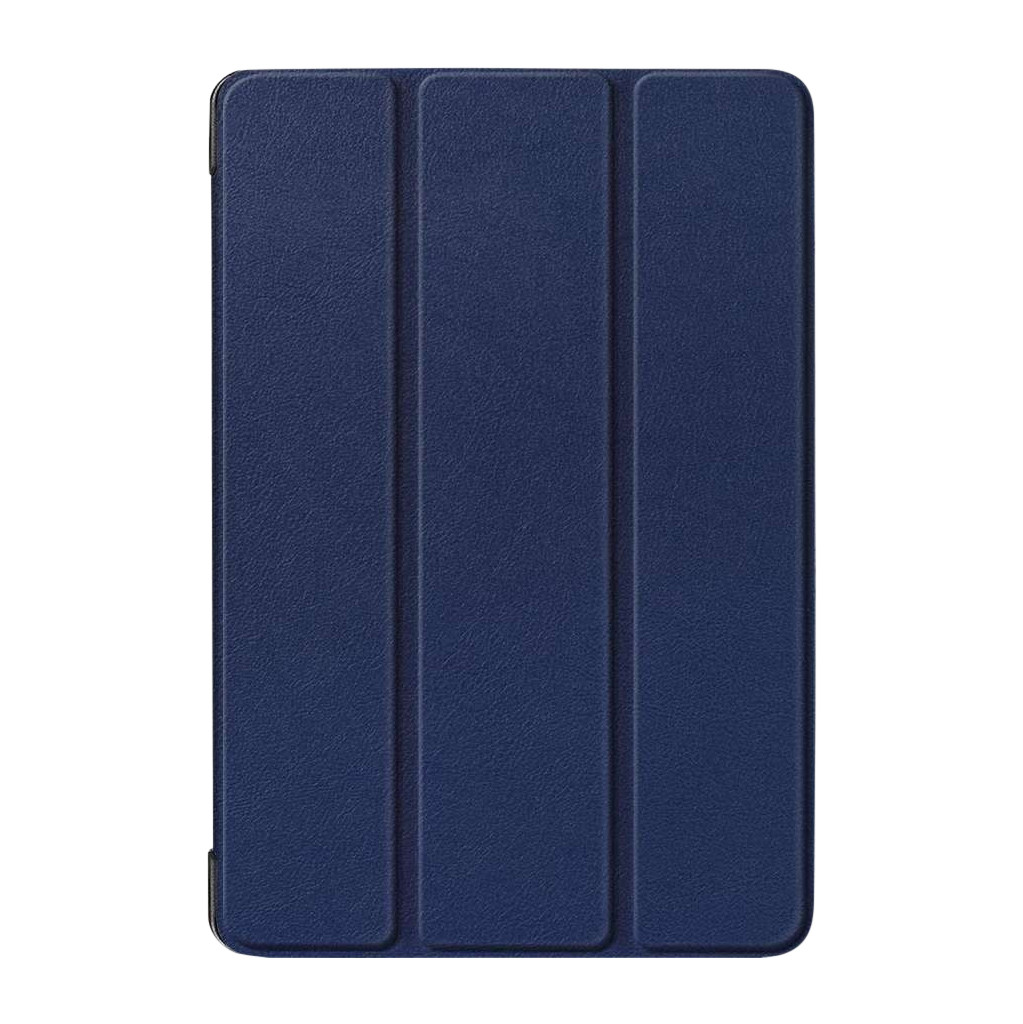 Just in Case Smart Tri-Fold Apple iPad Mini 5 Book Case Blauw