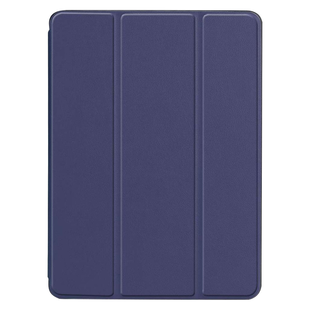 Just in Case Smart Tri-Fold Apple iPad Air (2019) Book Case Blauw