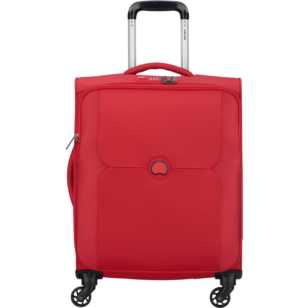 Delsey Mercure Cabin Spinner 55cm Red