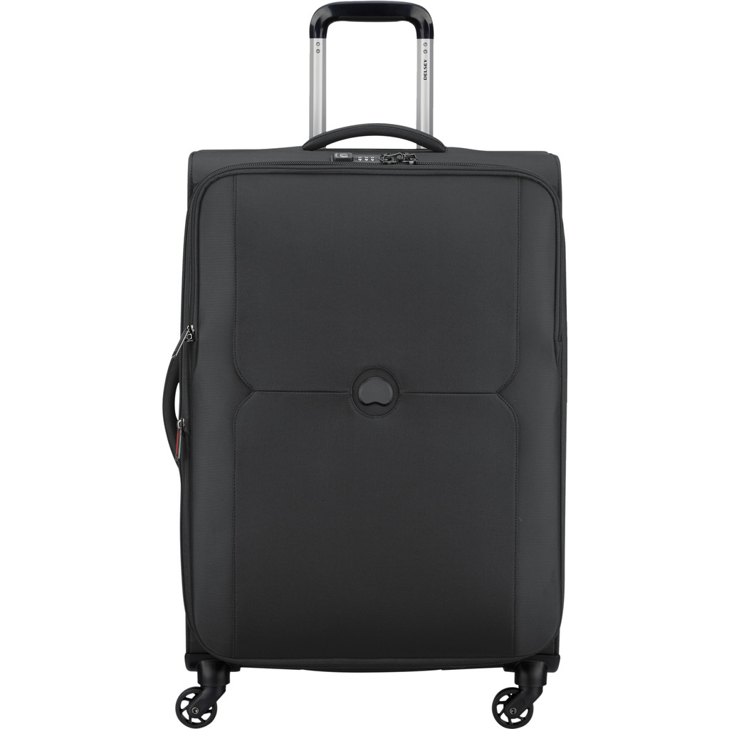 Delsey Mercure Spinner 70cm Black