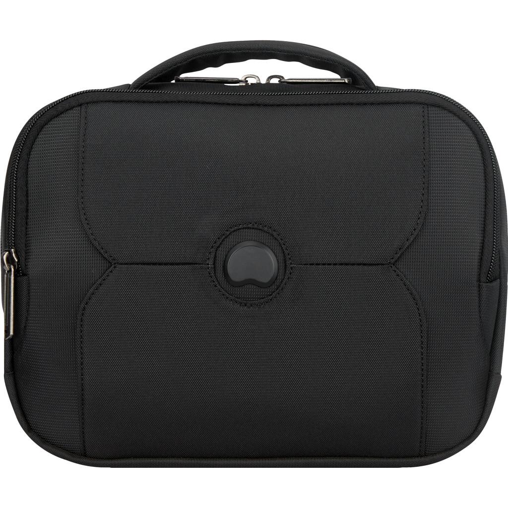 Delsey Mercure Toiletry Bag Black
