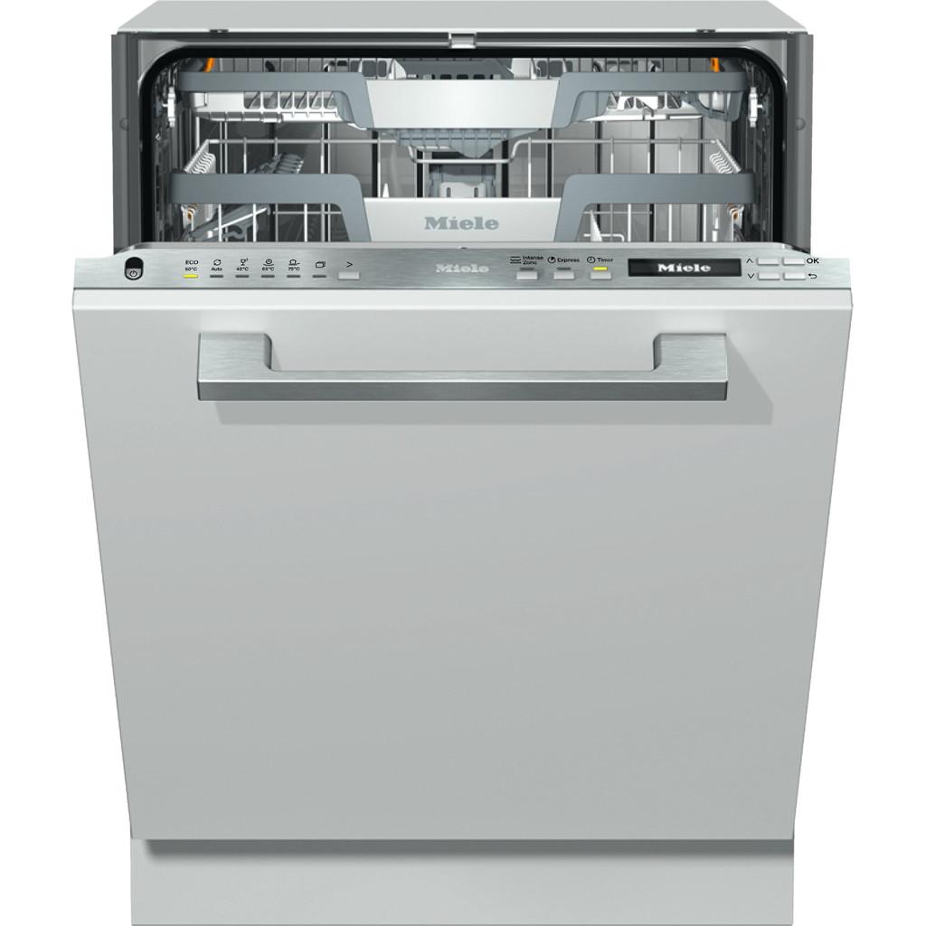 Miele G 7152 SC Vi / Inbouw / Volledig geintegreerd / Nishoogte 80,5 - 87 cm
