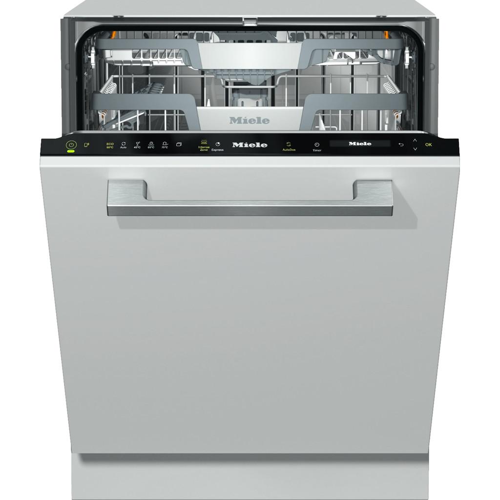 Miele G 7362 SC Vi AutoDos / Inbouw / Volledig geintegreerd / Nishoogte 80,5 - 87 cm