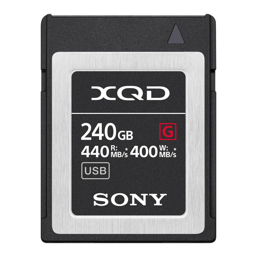 Sony XQD G 240GB High Speed R440 W400
