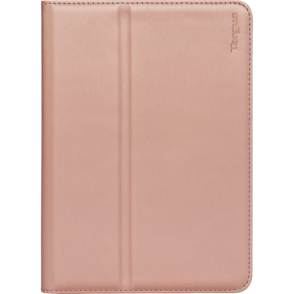 Targus Click-in Apple iPad Mini 5, 4, 3, 2 & 1 Book Case Rosé Goud