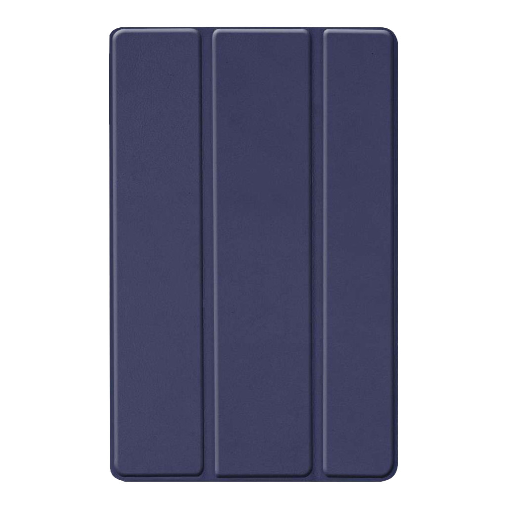 Just in Case Smart Tri-Fold Samsung Galaxy Tab A 10.1 (2019) Book Case Blauw