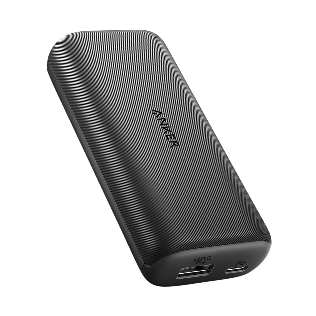 Anker PowerCore Powerbank 10.000 mAh Power Delivery Zwart
