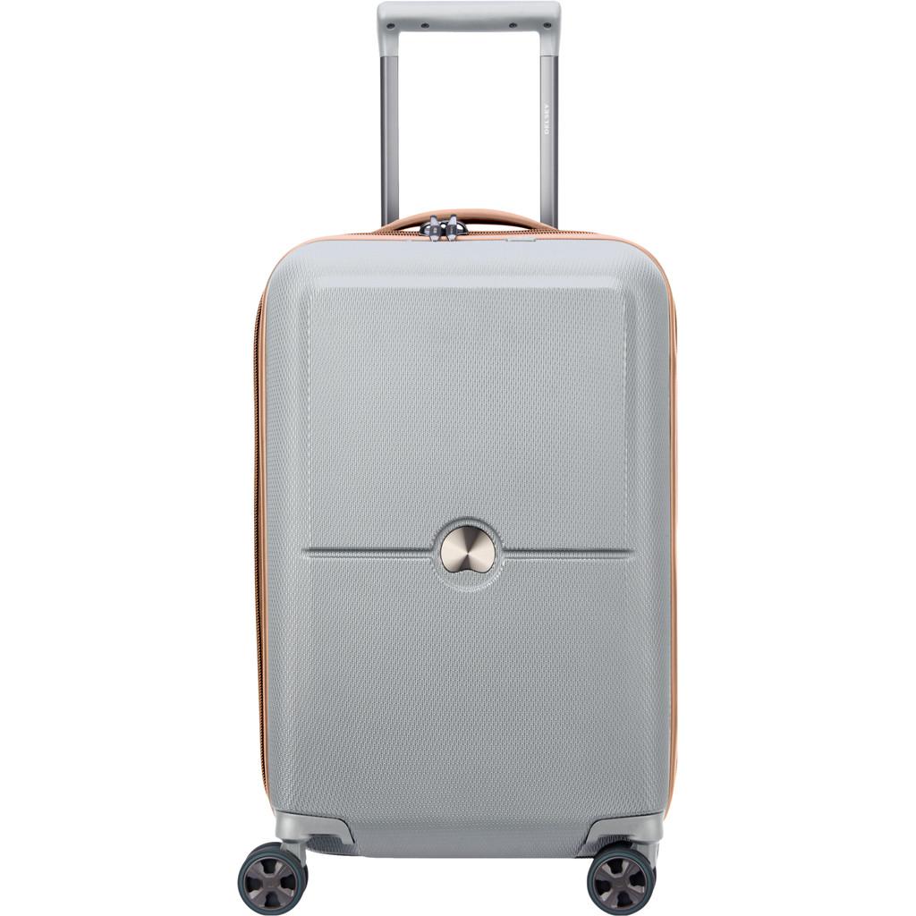 Delsey Turenne Premium 55cm Spinner Silver