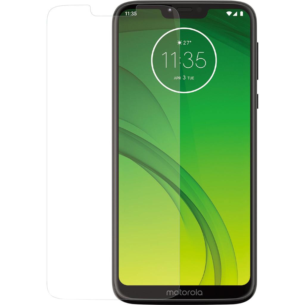 Azuri Gehard Glas Motorola Moto G7 Power Screenprotector Glas
