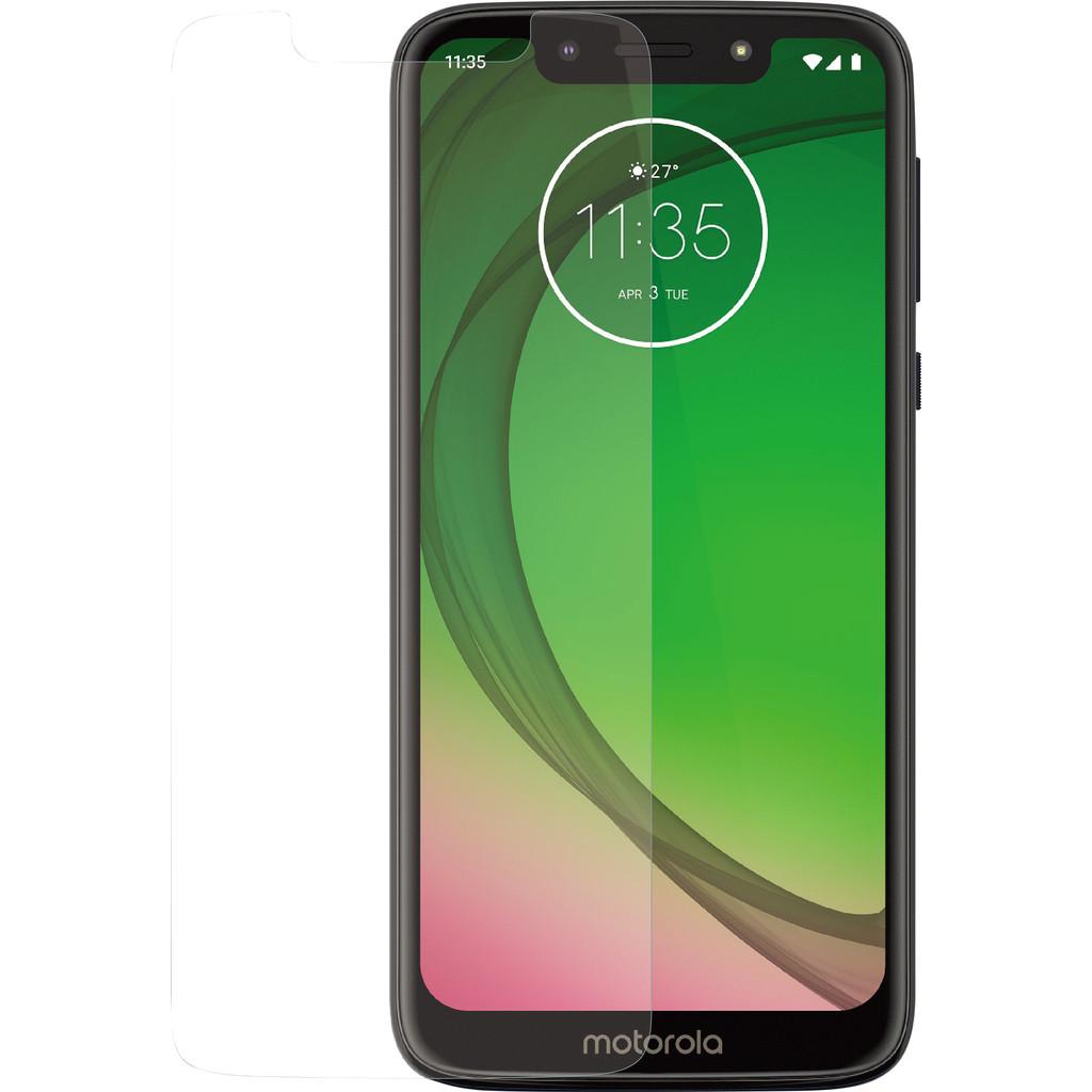 Azuri Gehard Glas Motorola Moto G7 Play Screenprotector Glas