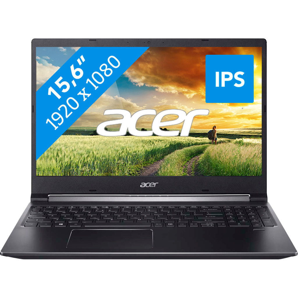 Acer Aspire 7 A715-74G-77UR Azerty