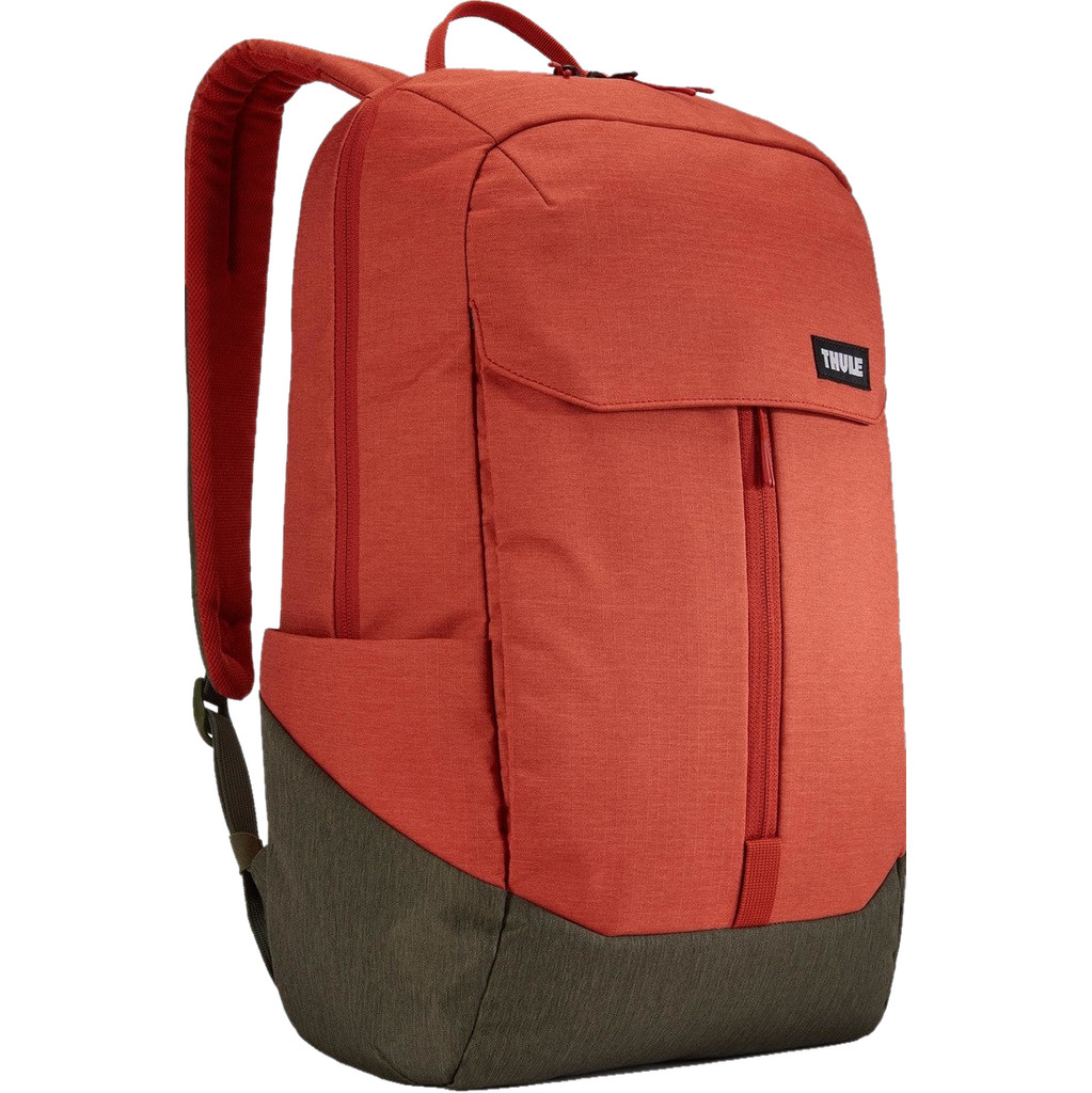"Thule Lithos 15"" Rooibos/Forest Night 20L"