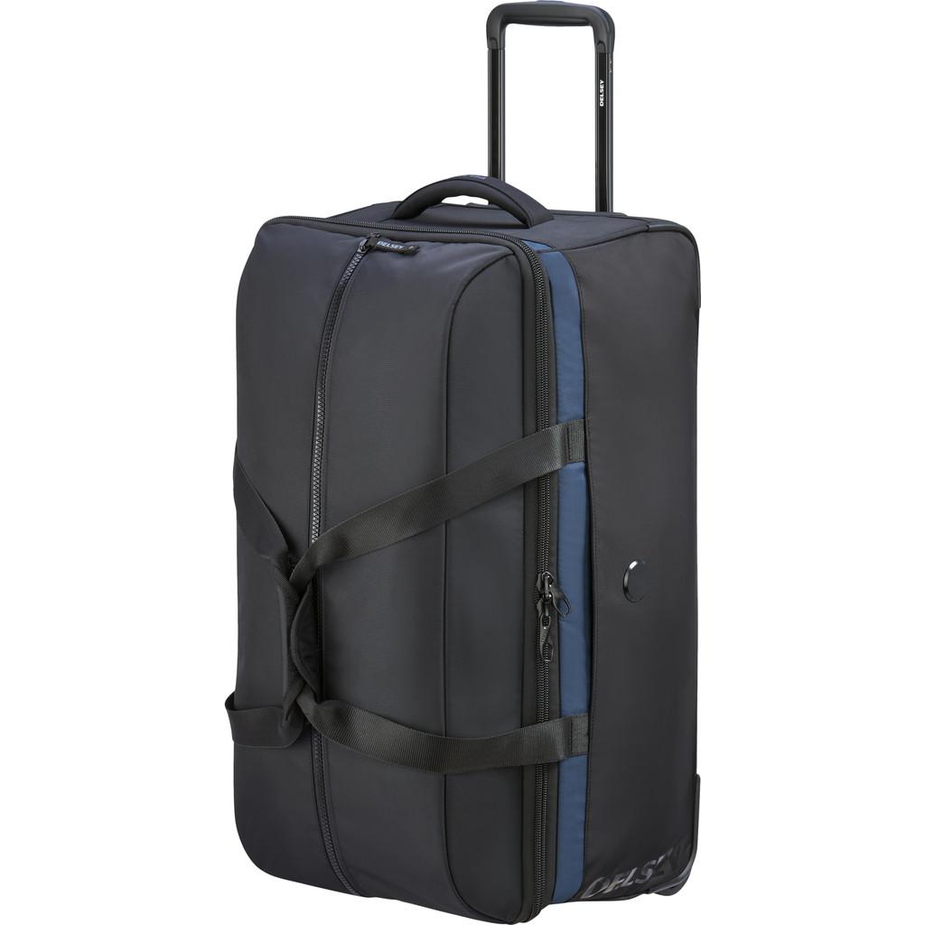 Delsey Egoa Trolley Duffle Bag 55cm Zwart