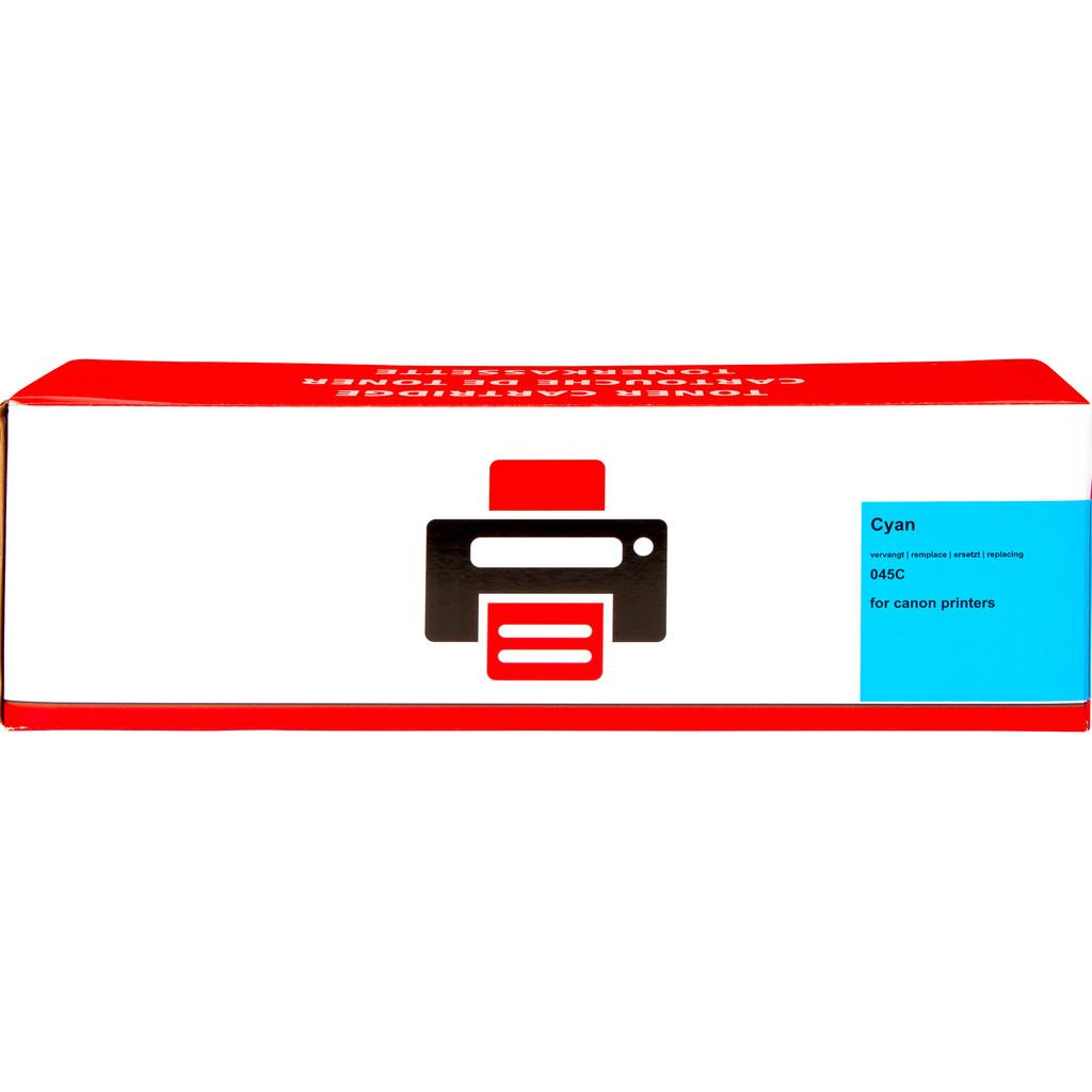 Pixeljet 045 Toner Cyaan XL voor Canon printers