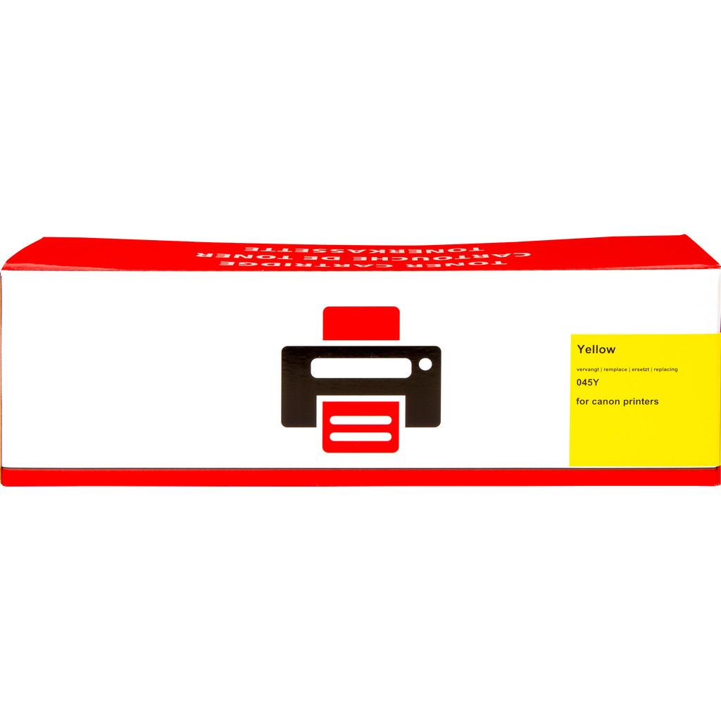 Pixeljet 045 Toner Geel XL voor Canon printers