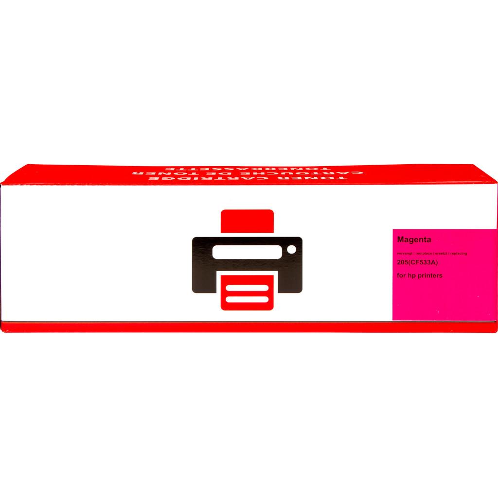 Pixeljet 205A Toner Magenta XL voor HP printers (CF533A)