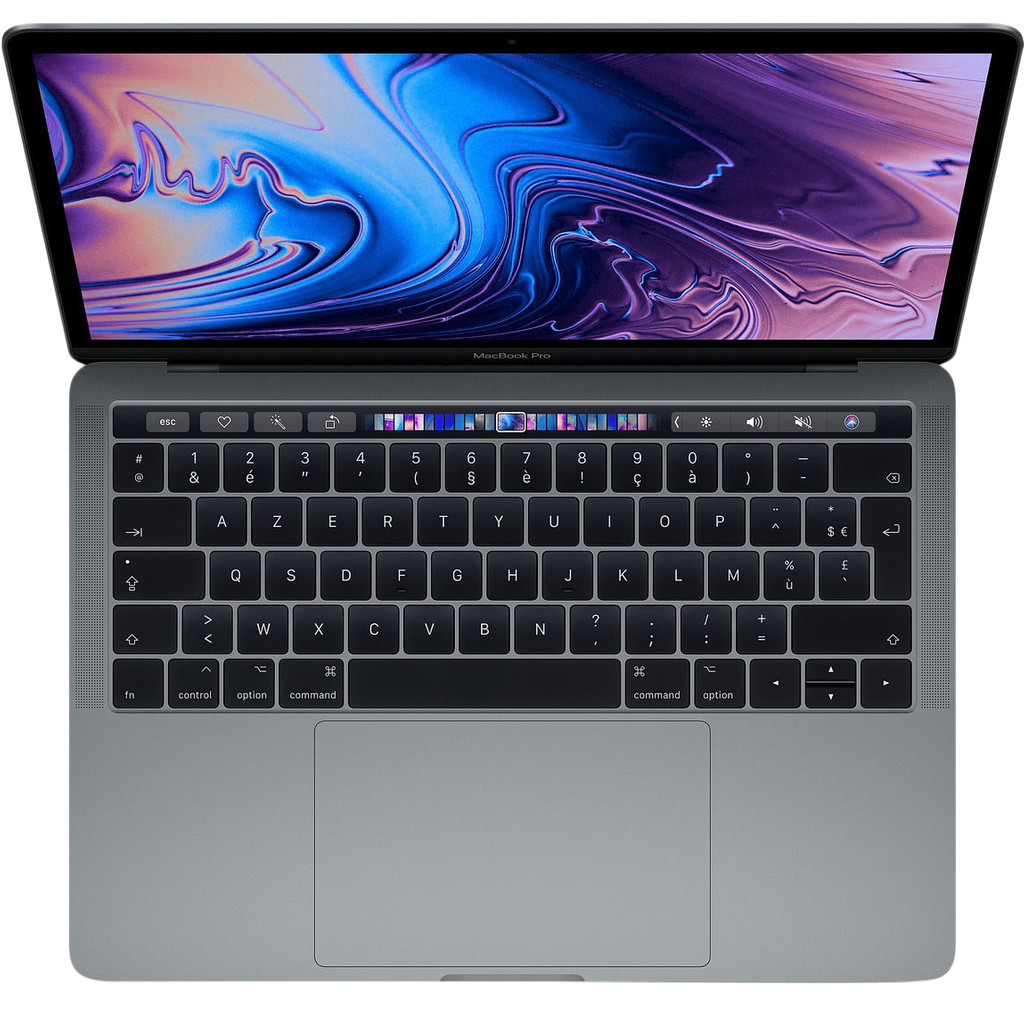 "Apple MacBook Pro 13"" Touch Bar (2019) 16GB/2TB 2,4GHz Space Gray Azerty"