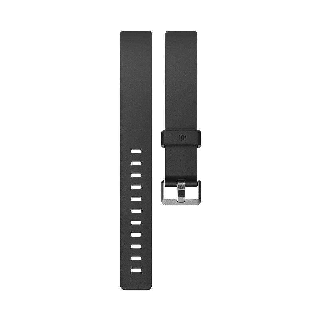 Fitbit Inspire/Inspire HR Bandje Kunststof Zwart L