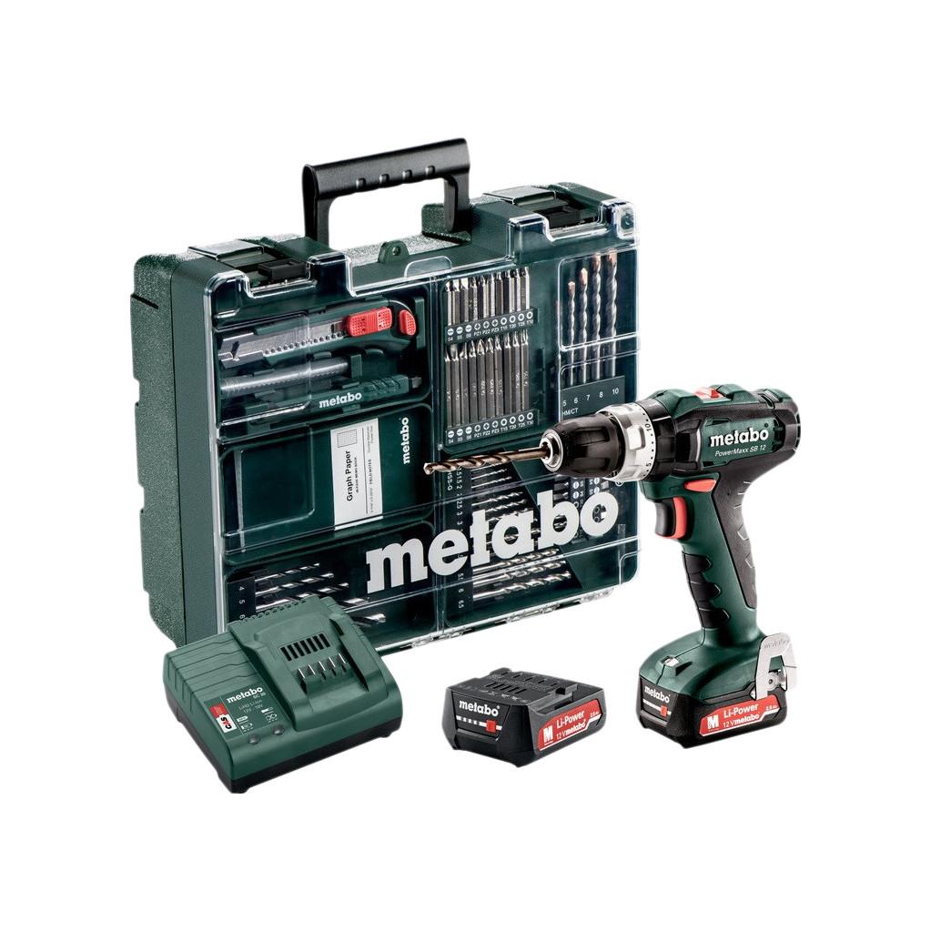 Metabo PowerMaxx SB 12 Mobile Workshop