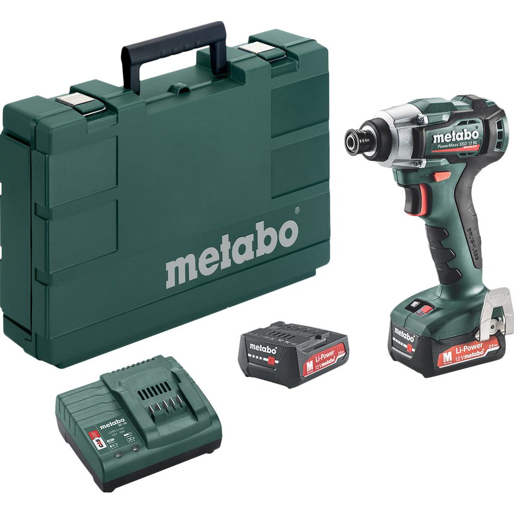 Metabo PowerMaxx SSD 12 BL