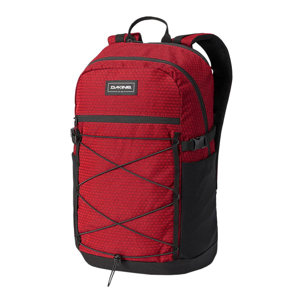"Dakine WNDR Pack 15"" Crimson Red 25L"