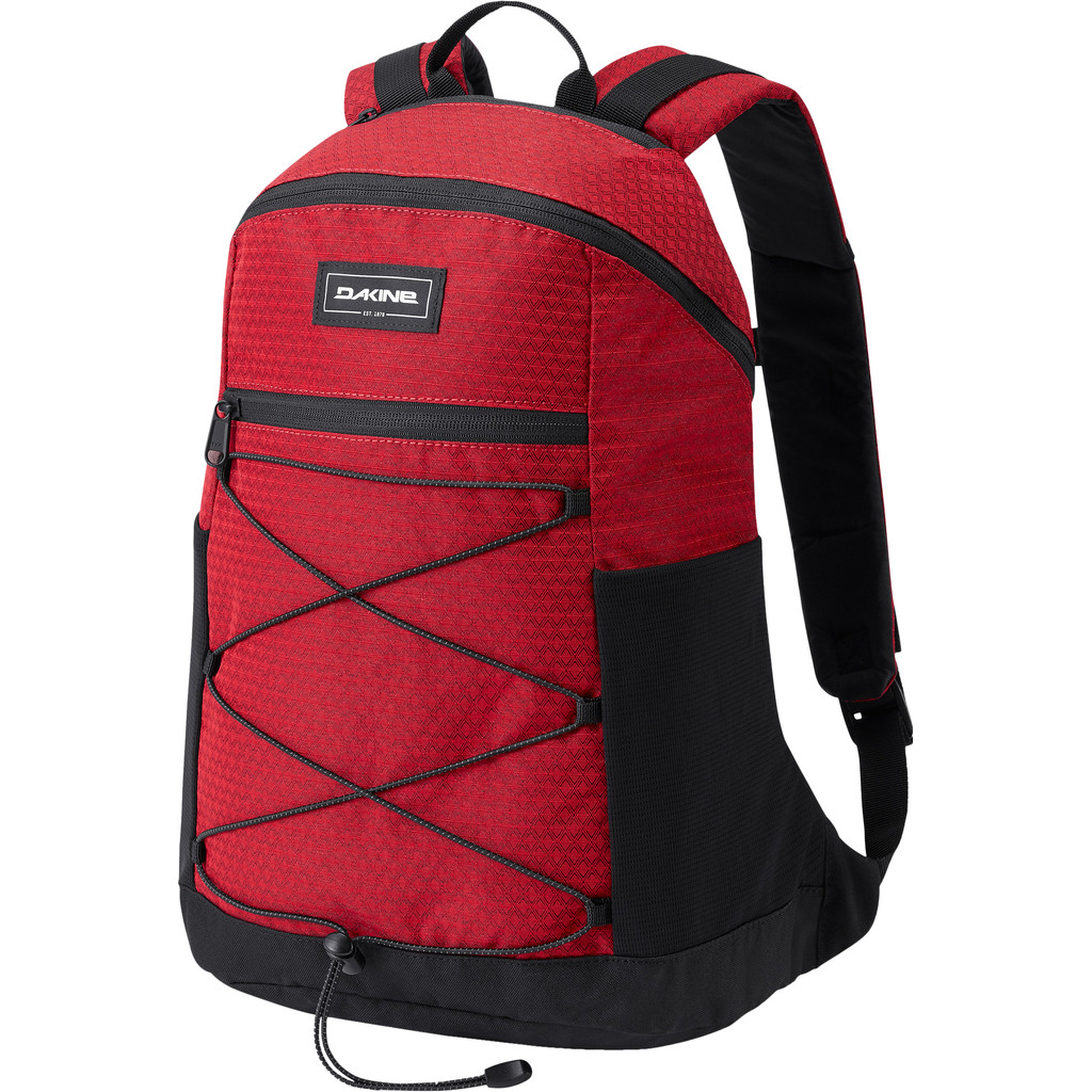 Dakine WNDR Pack Crimson Red 18L