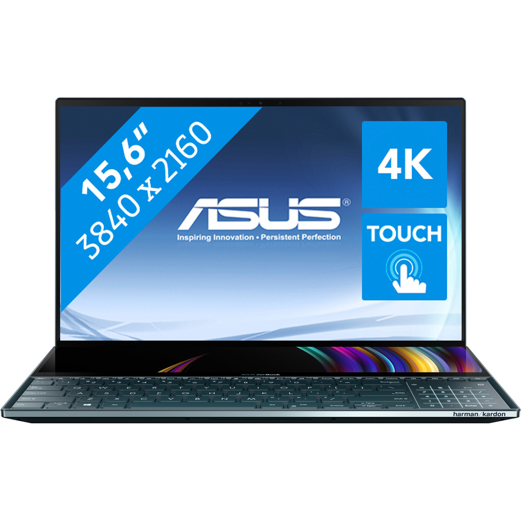 Asus Zenbook Pro Duo UX581GV-H2001T Azerty