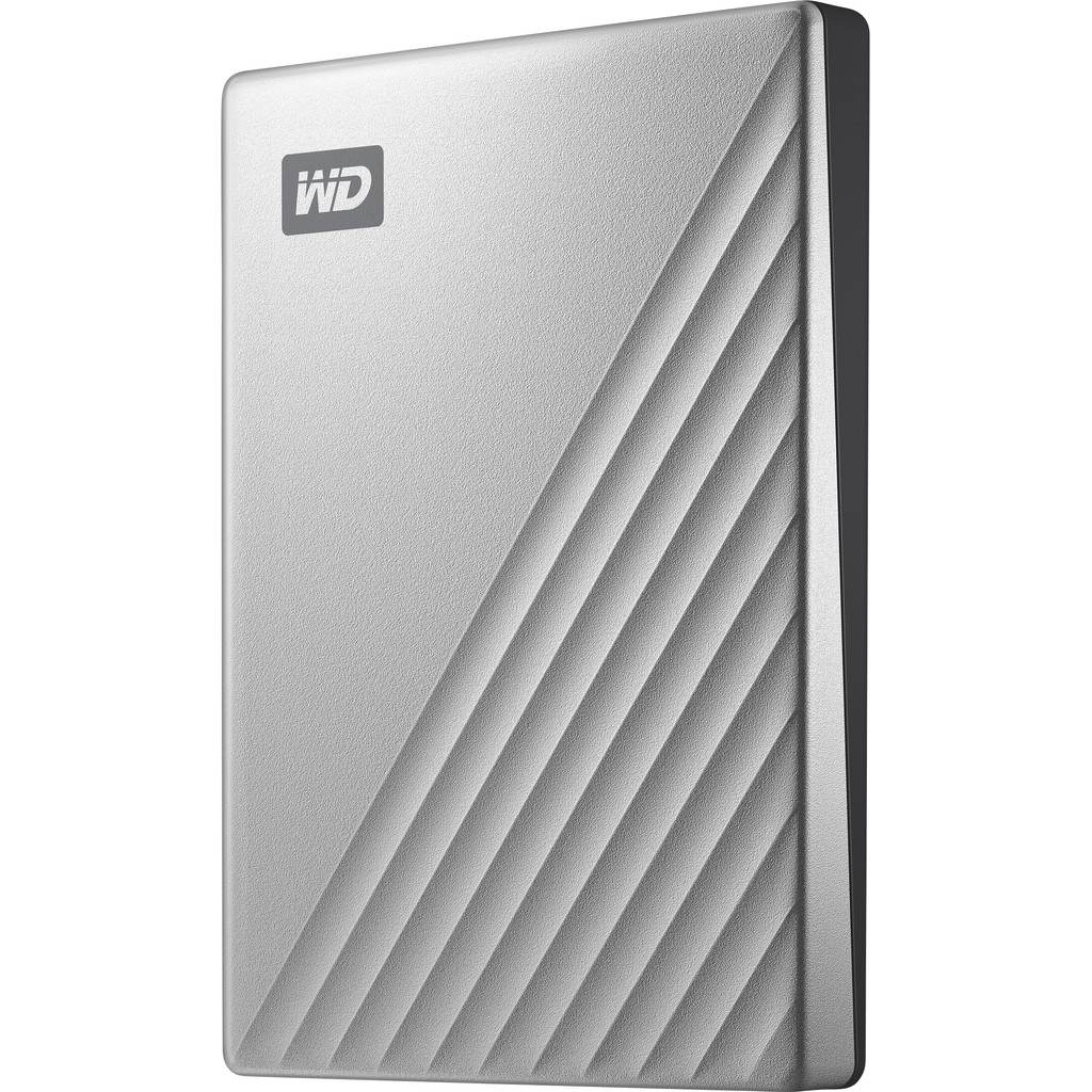 WD My Passport Ultra for Mac 2TB Zilver