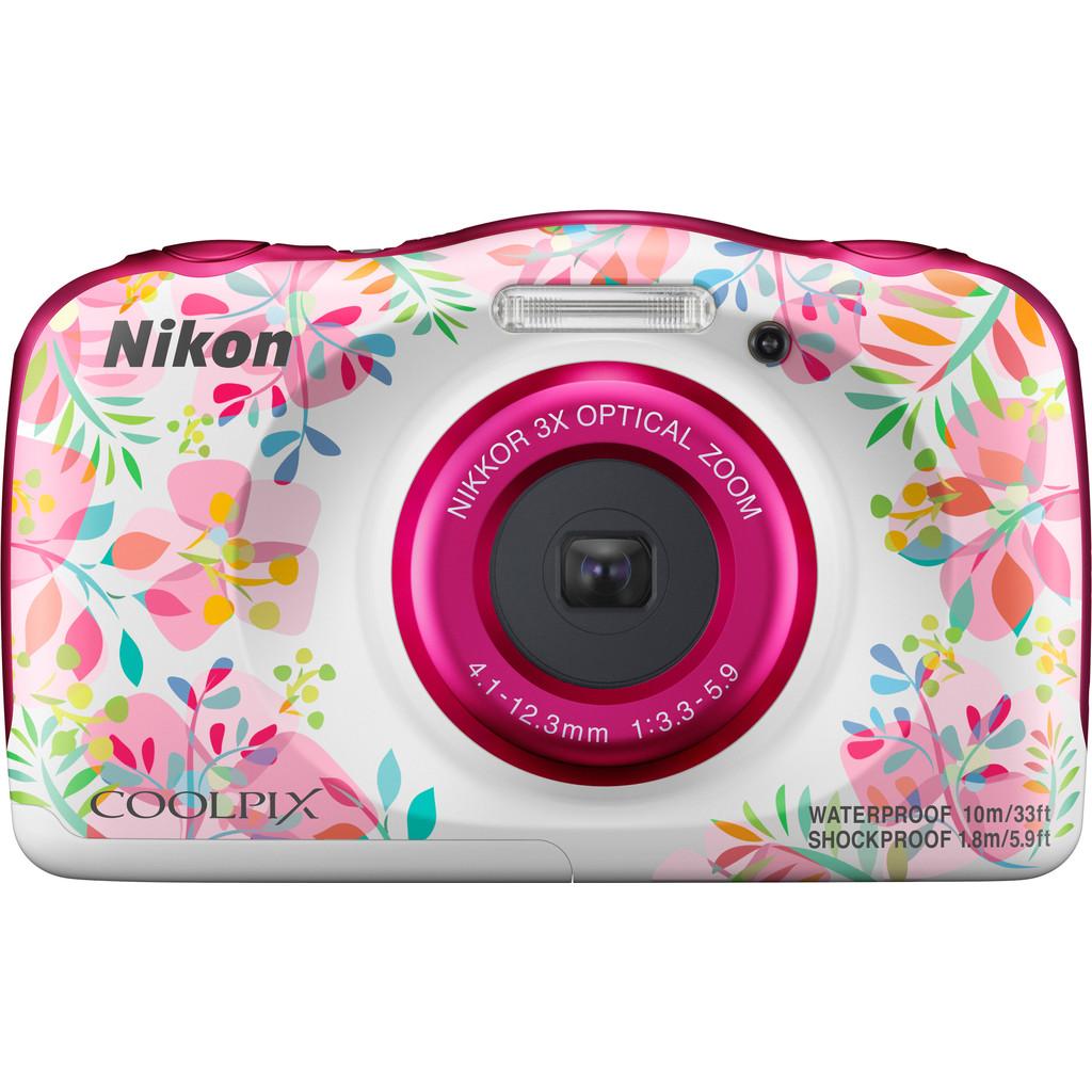Nikon Coolpix W150 Bloem