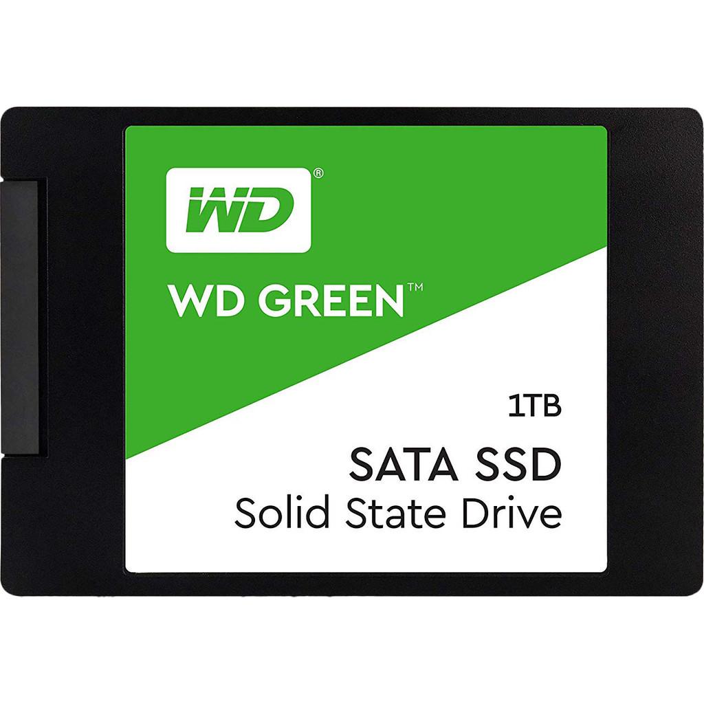 WD Green 2.5inch 1TB