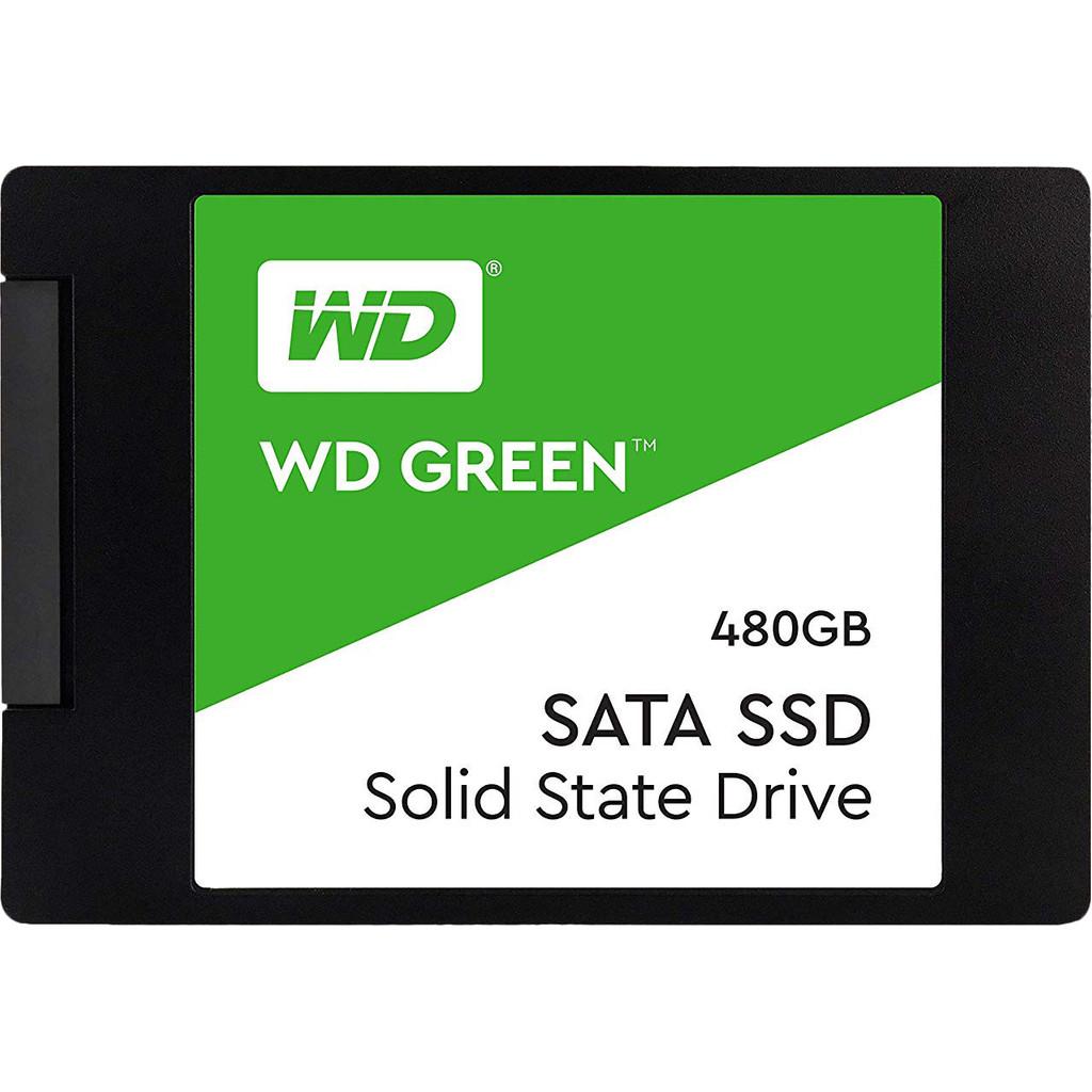 WD Green 2.5inch 480GB