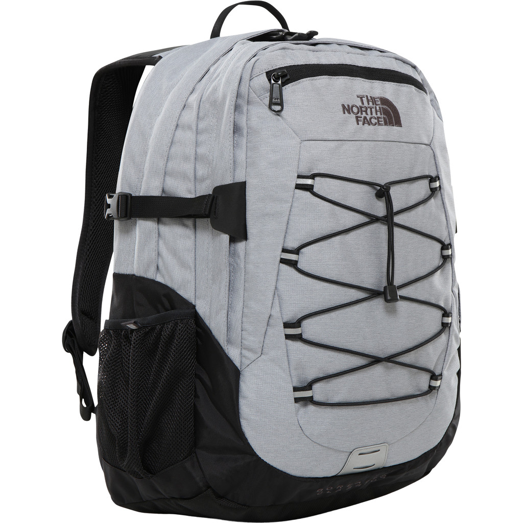 "The North Face Borealis Classic 15"" Mid Grey Heather/TNF Black 29L"