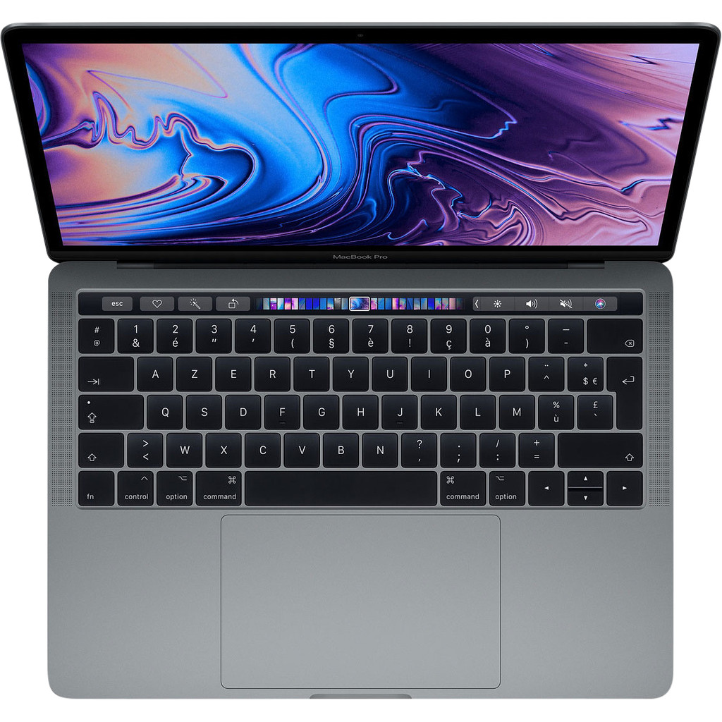 "Apple MacBook Pro 13"" Touch Bar (2019) 16/256GB 1,7GHz Space Gray Azerty"