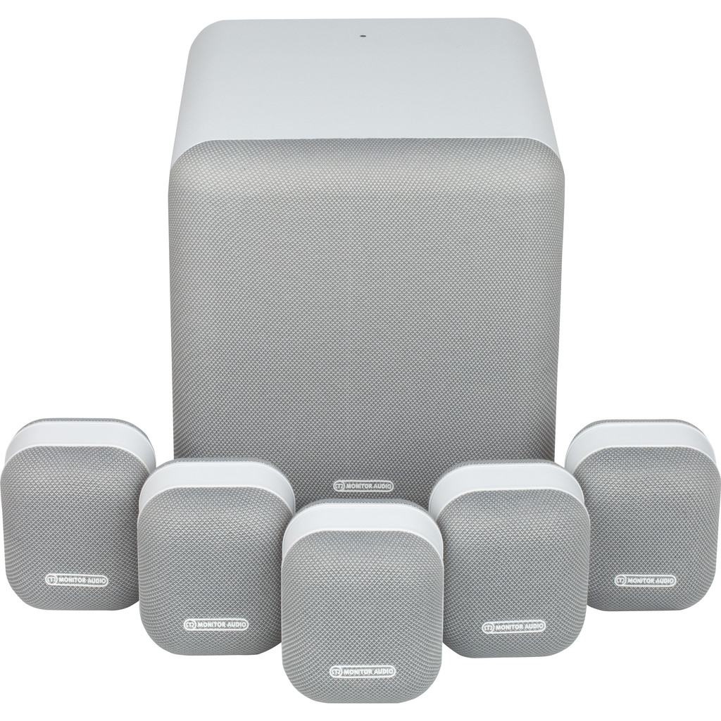 Monitor Audio MASS 5.1 Surround Sound Grijs