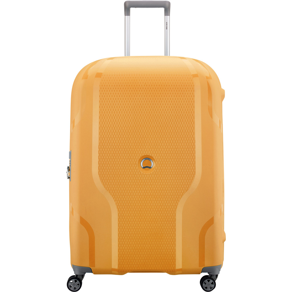 Delsey Clavel Spinner 76cm Yellow