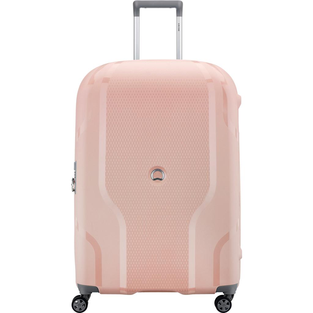 Delsey Clavel Spinner 76cm Pink