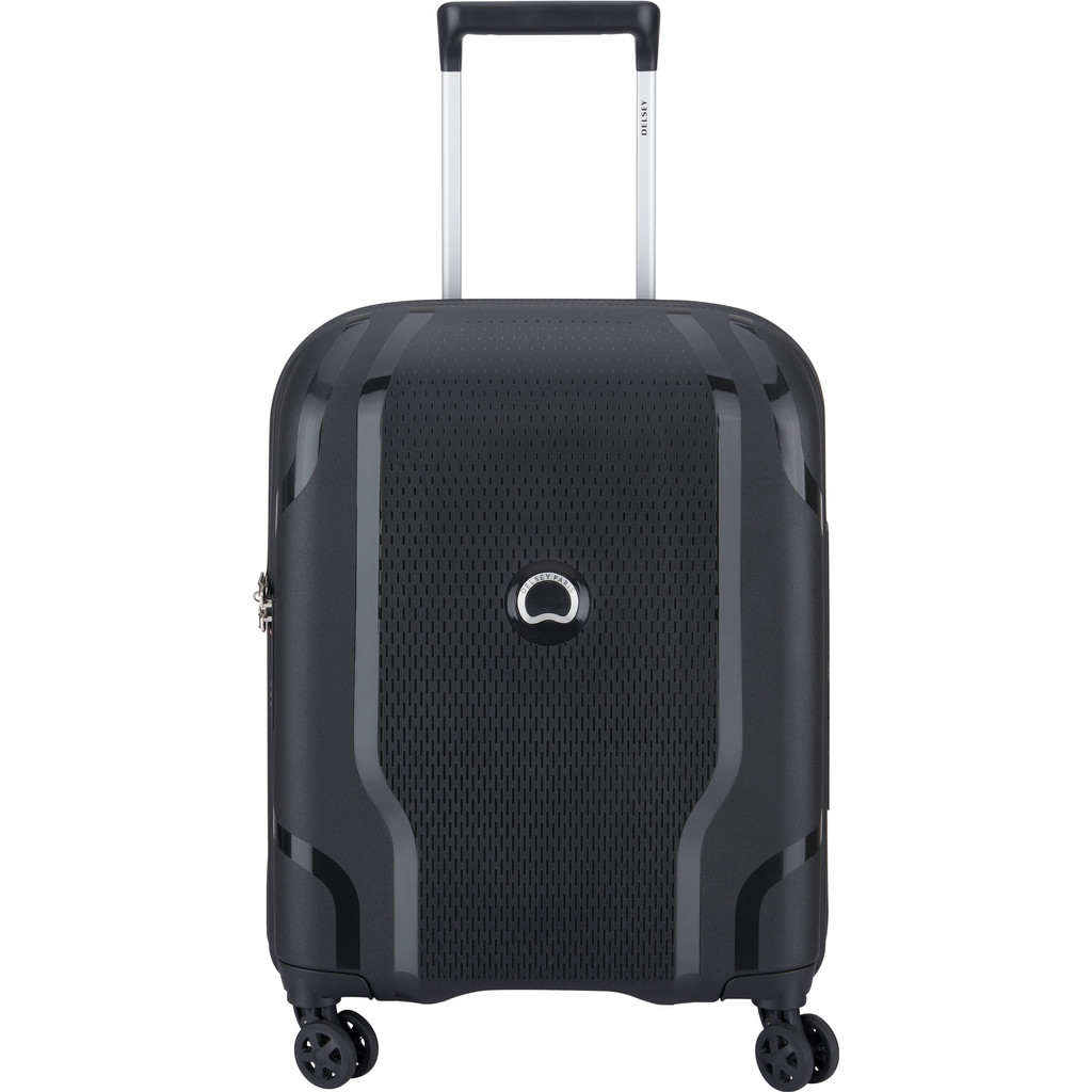 Delsey Clavel SLIM Spinner 55cm Black